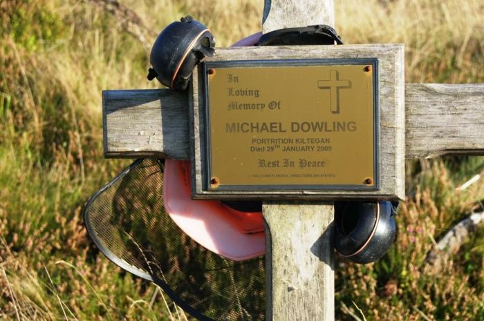To jest najciekawszy punkt calego wyjazdu, nie oznaczony na mapie, przypadkiem (tradycyjnie z reszta) znaleziony grob...